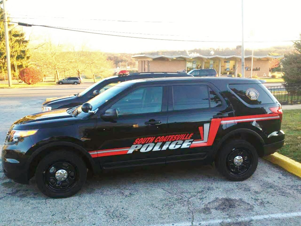 2014 Ford Interceptor SUV